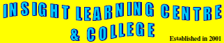 Insight Learning Centre & College